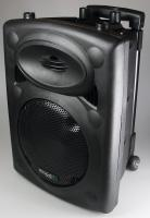 Mobile Beschallungsanlage ''Port-8 ABS'', max. 100W, USB/MP3/WMA/FM, 2x Mikro