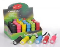 CardioCell ''NEO'' LED-Taschenlampe, 24 St?ck
